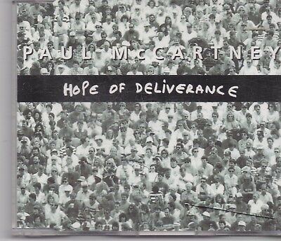 Paul McCartney-Hope Of Deliverance cd maxi single