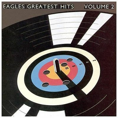Greatest Hits 2, Eagles,Excellent, ### Audio/Music CD with artwork-complete  ,Au