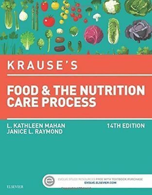 [PDF] Krause's Food & the Nutrition Care Process, 14th Edition by L. Kathleen Ma