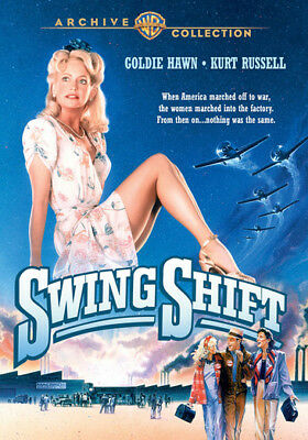 Warner Bros Digital Dist D524533D Mod-Swing Shift (Dvd/non-Returnable/hawn/ru...