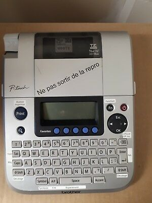 Brother P Touch PT-1830 TZ Tape Label Maker Printer QWERTY
