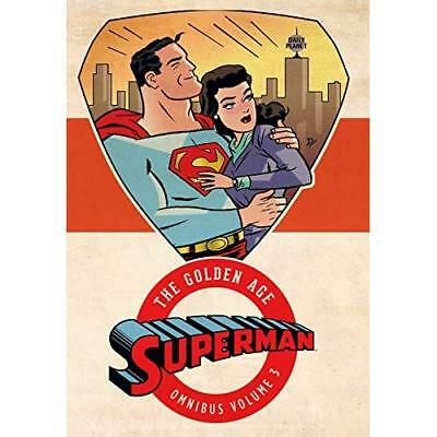 Superman: The Golden Age Vol. 3 - Paperback NEW Siegel, Jerry 27/06/2017