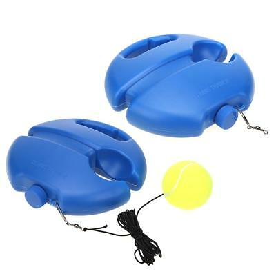 Tennis Practice Single Selfstudy Training Rebound Ball Baseboard Sparring Device