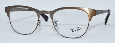 6cb823919d RAY BAN RB 6317 2836 Matte Brown RX Frames New Authentic rl -  95.95 ...