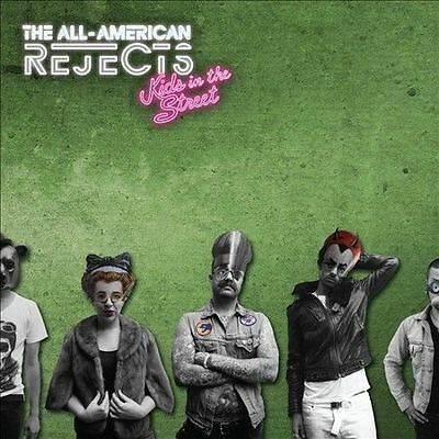 ALL AMERICAN REJECTS Kids in the Street SEALD CD w/ MIKA Audra Mae SLEEPER AGENT