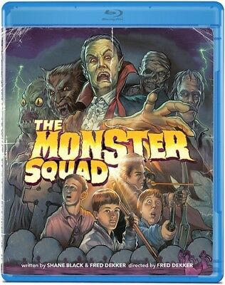 Monster Squad (Ws) New Bluray