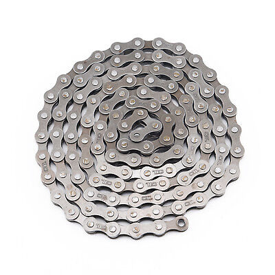Bicycle Chain 5 , 6 , 7 Speed Gear Mountain bike road hybrid Cycle 116 link