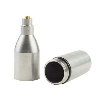 CO2 Cartridge Refillable Rechargeable Reusable Stainless Steel Cylinder Capsule