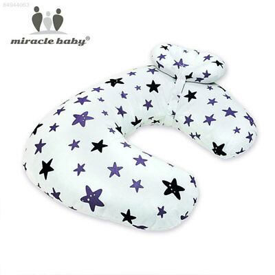 EF4E Cotton Boppy Baby Support Seat Infant Toy Gifts Sofa Newborn Chair Nursing