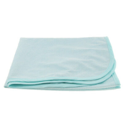 Terry Towel Reusable Washable Waterproof Incontinence Bed Pad Pee Underpad