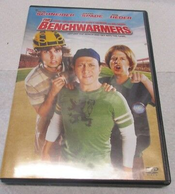 The Benchwarmers    DVD    (1050)