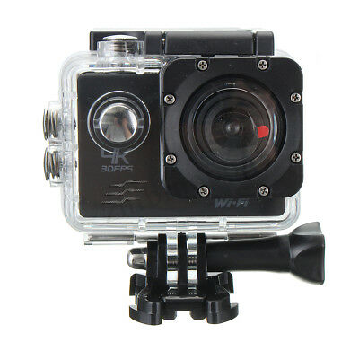 "4K SJ8000R WIFI Sport Action Camera 2"" DV 1080P HD Cam DVR Waterproof +"