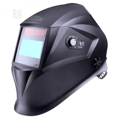 Tacklife PAH04D Welding Helmet with 4 Independent Shade Filter Sensors, Full...