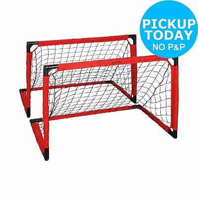 Opti One on One Goal with Ball and Pump