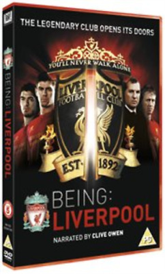 Being: Liverpool DVD NEW