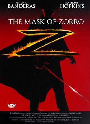 The Mask of Zorro [DVD] NEW!