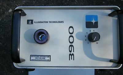 Illumination Technologies 3900 Remote Fiber Optic Light Source 120/240VAC 225W