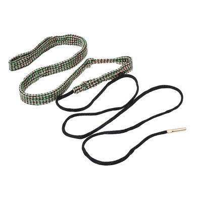30 Caliber Pistol Bore Snake Rope Wire Brush Barrel Cleaning Rope 30 Cal 7.62mm