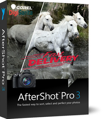Corel AfterShot Pro 3 🔐 Lifetime Lisence Key 🔐 Instant Delivery (30s) 📥