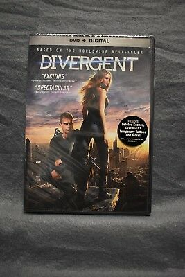 Divergent DVD NEW/FACTORY SEALED