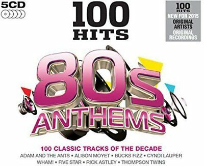 100 Hits - 80s Anthems [Audio CD] Various Artists