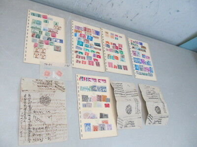 Nystamps British India mint old stamp collection stock page