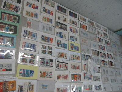 Nystamps Russia large many mint NH stamp collection !