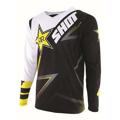 Shot Contact Replica Motocross Jersey Rockstar Motocross Enduro MX Cross
