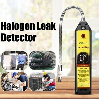 Refrigerant Halogen Gas Leak Detector R134a R22a Air Conditioner HVAC Checker