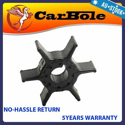 Water Impeller for YAMAHA 63V-44352-01-00 2 Stroke/4 Stroke 8hp 9.9hp 15hp 20hp