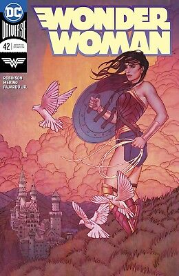 WONDER WOMAN #42, VARIANT, New, First print, DC UNIVERSE (2018)