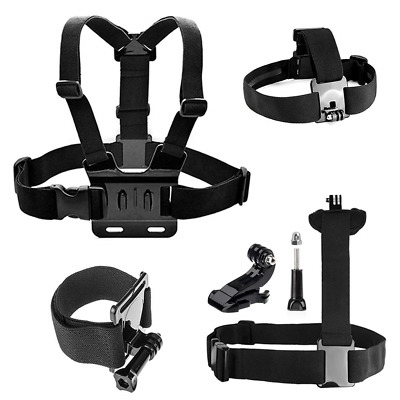 Accessories for GoPro Hero 7 6 5 4 3+ 3 2 1 Session, GREHOME Action camera...
