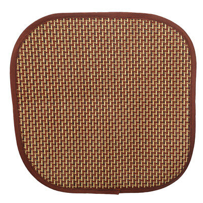 Rattan Pet Dog Cat Sleeping Pet Mat Pad Summer Cooling Cushion Pet Mat S