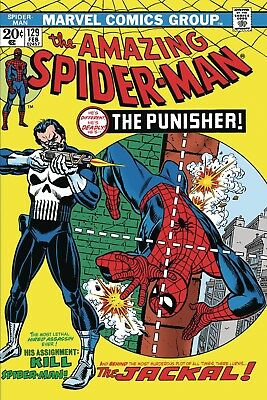 TRUE BELIEVERS PUNISHER FIRST APPEARANCE #1, Marvel Comics (2018)