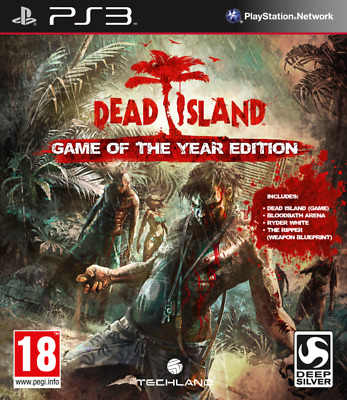 Dead Island Goty Ps3 ✅ DOWNLOABLE DIGITAL NO CD