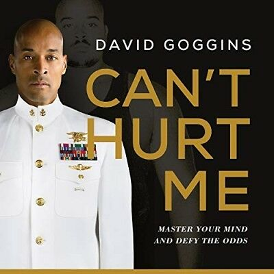 Can't Hurt Me by David Goggins - MP3 Audiobook