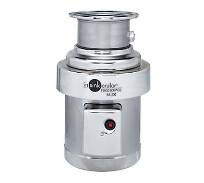 InSinkErator SS-200-15A-CC202 Ss-200 Complete Disposer Package