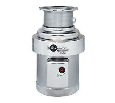 InSinkErator SS-200-12A-MSLV Ss-200 Complete Disposer Package