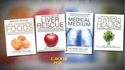 Medical Medium/Liver Rescue/Thyroid/Foods (4eB00Ks-PDF) by Anthony William