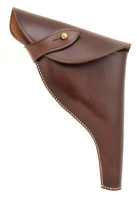 Leather British Webley Holster MK IV .38