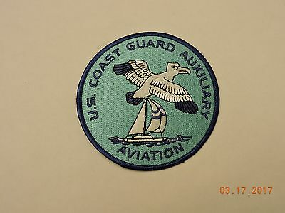 US Coast Guard Auxiliary Aviation USCG Military Patch #60