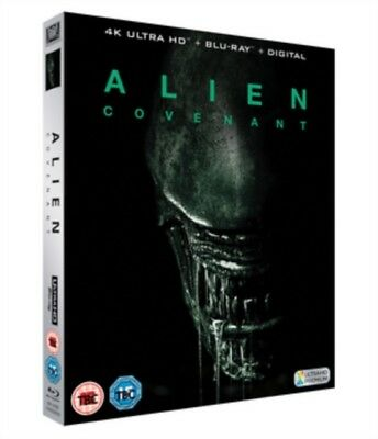 Alien Covenant 4K Ultra HD Neuf 4K Uhd (7848206000)