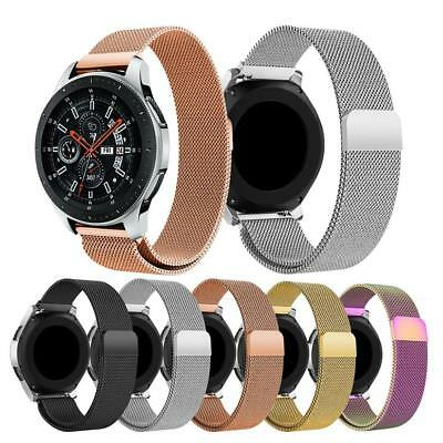 Magnetic Loop Wristband Strap for Samsung Galaxy Watch Gear S3 Classic Frontier