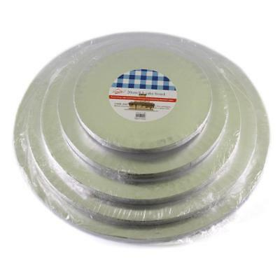 Round Cake Transfer Board Stand Holder Strong Base For Birthday Wedding Tools