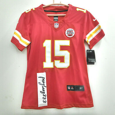 Free Shipping Women's Patrick Mahomes Jersey Red #15 Elite Stitched S-2XL