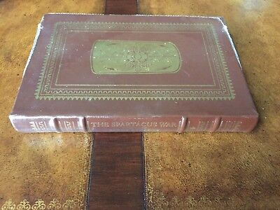 Easton Press THE SPARTACUS WAR Barry Strauss SEALED