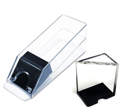 Brybelly 6 Deck Blackjack Shoe and Discard Tray Casino Poker Card holder game
