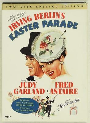 DVD Movie Musical JUDY GARLAND Irving Berlin EASTER PARADE Fred Astaire