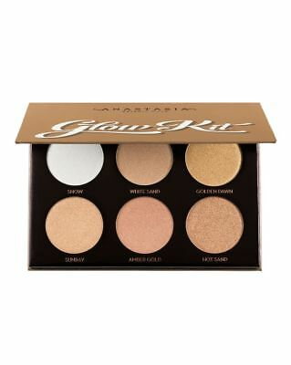 brand new Anastasia Beverly Hills Glow kit highlighter