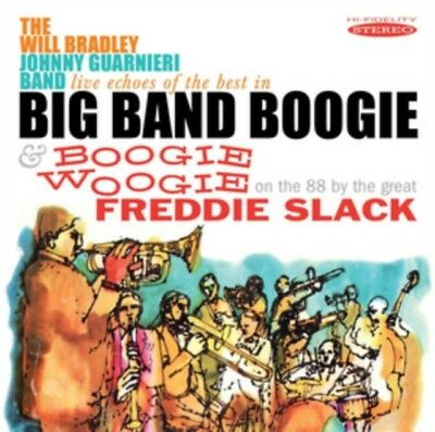 Live Echoes Of The Best In Big Band Boog, 5055122113263